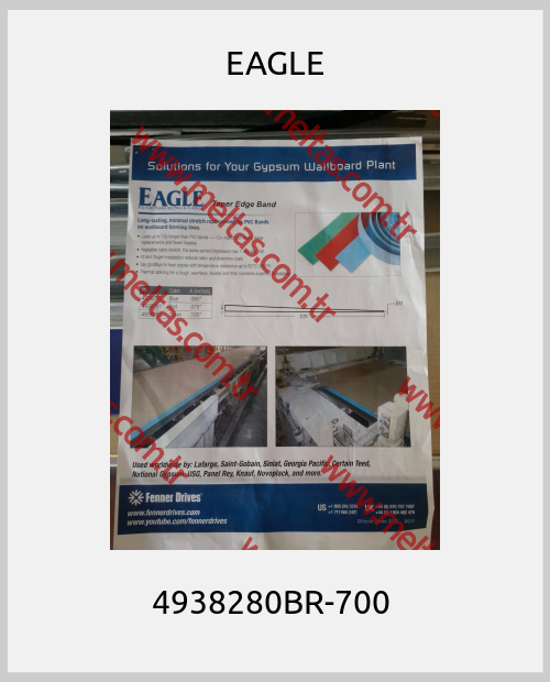 EAGLE - 4938280BR-700