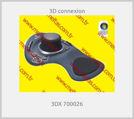3D connexion-3DX 700026