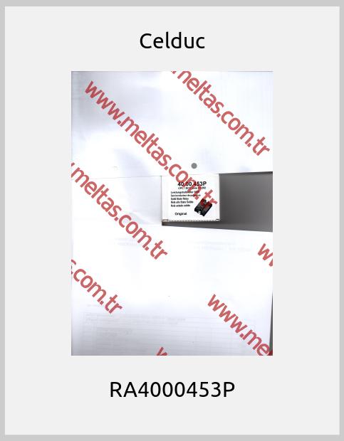 Celduc - RA4000453P