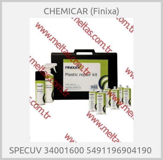 CHEMICAR (Finixa) - SPECUV 34001600 5491196904190