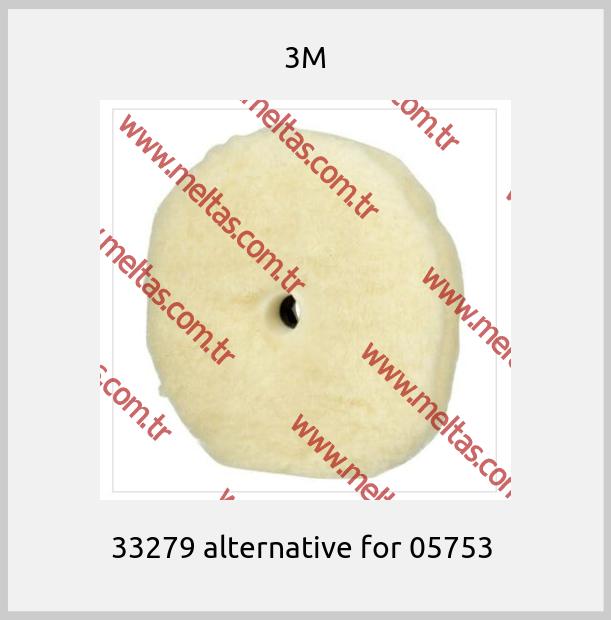3M-33279 alternative for 05753