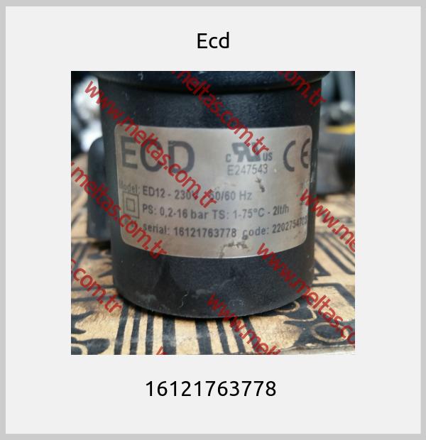 Ecd - 16121763778