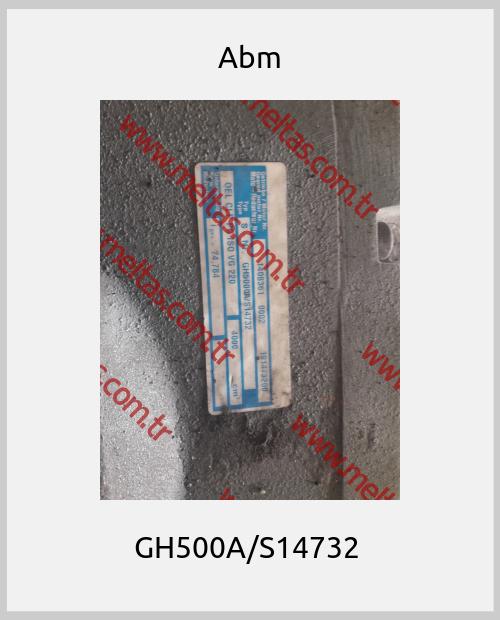 Abm-GH500A/S14732