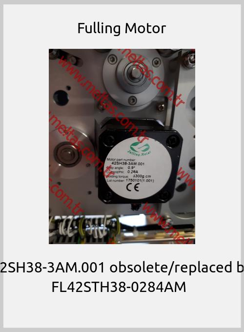 Fulling Motor - 42SH38-3AM.001 obsolete/replaced by FL42STH38-0284AM