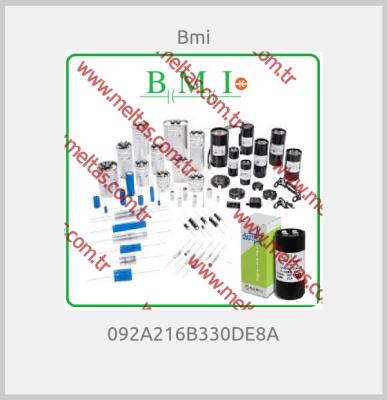 Bmi - 092A216B330DE8A