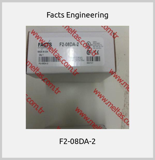 Facts Engineering - F2-08DA-2