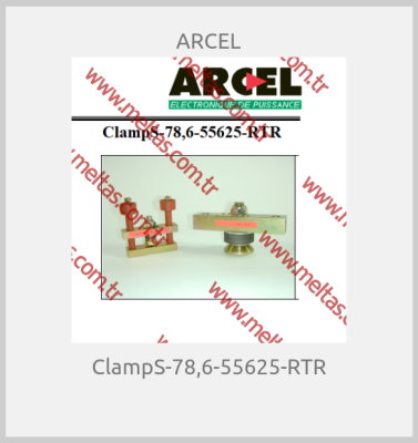 ARCEL - ClampS-78,6-55625-RTR